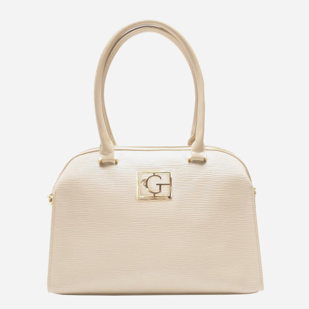 "The ""Kristine"" Patent Leather Handbag"