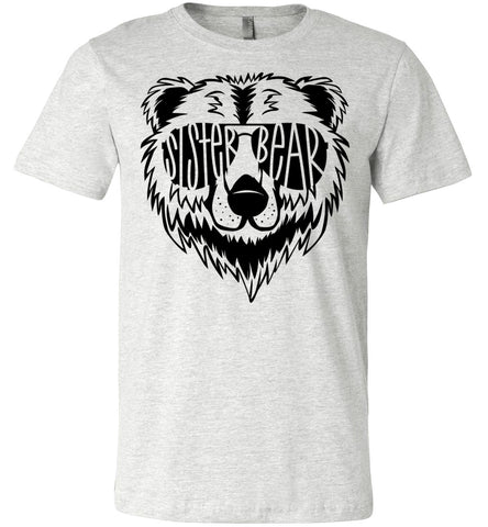 Image of Sister Bear Shirt ash