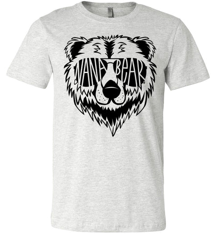 Image of Nana Bear Shirt ash
