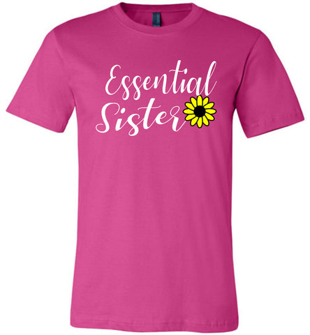 Essential Sister Shirt berry