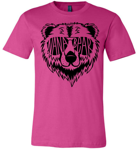 Image of Nana Bear Shirt berry