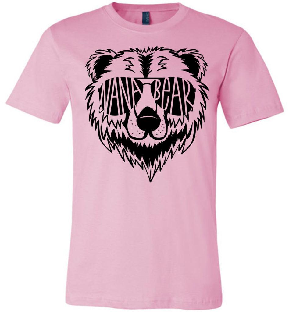 Nana Bear Shirt pink