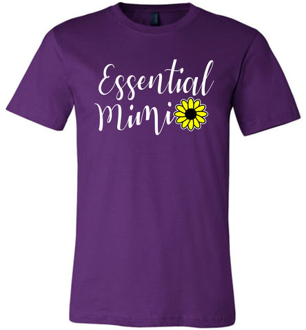 Image of Essential Mimi Shirt purple
