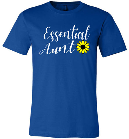 Essential Aunt Shirt royal