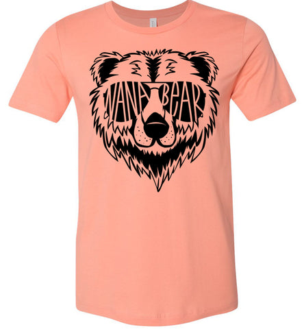 Image of Nana Bear Shirt sunset