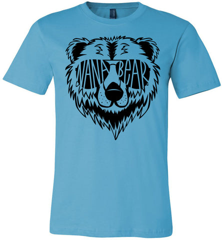 Image of Nana Bear Shirt turquoise