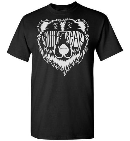 Brother Bear Shirt black