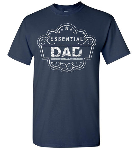 Image of Essential Dad Shirt navy