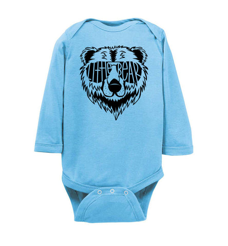 Image of Little Bear Youth, Toddler Tee Or Infant Onesie