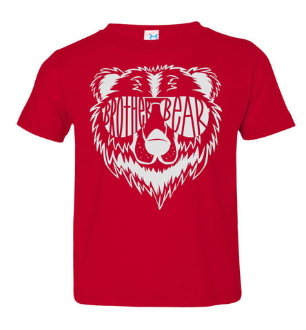 Image of Brother Bear Shirt red toddler