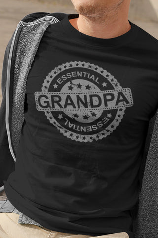 Image of Essential Grandpa T Shirts