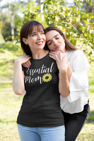 Image of Essential Mom Shirt mock up