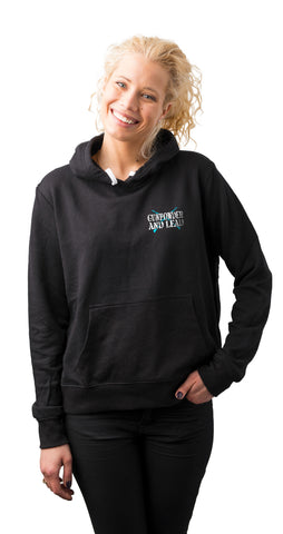Gunpowder And Lead Hoodies for women mock up front