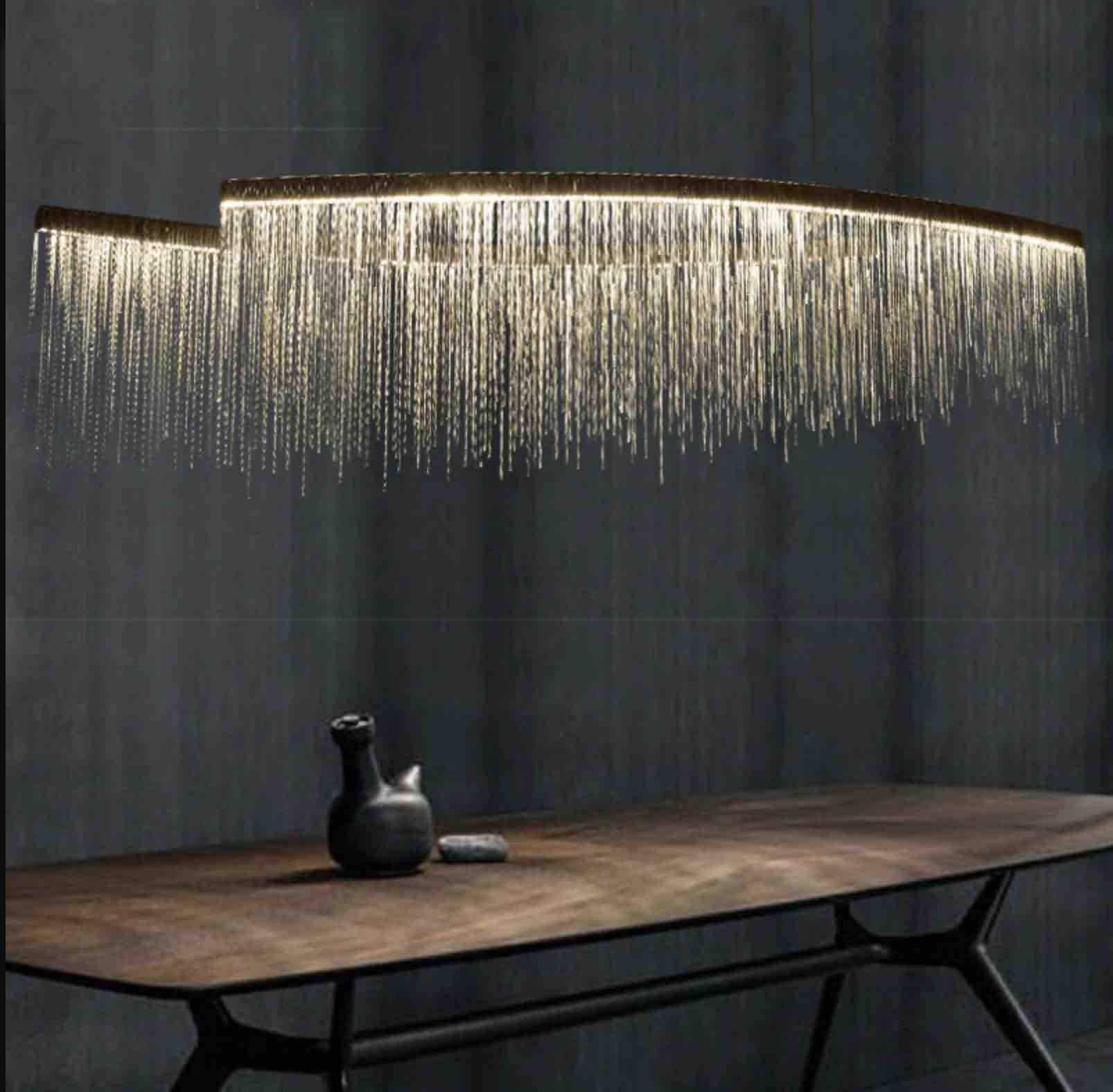 Meteor Shower Unique Chandelier