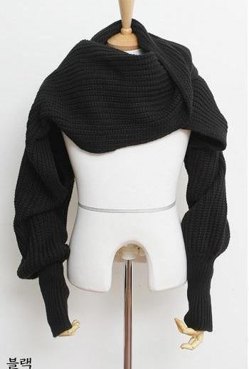 Scarf With Sleeves - MaviGadget