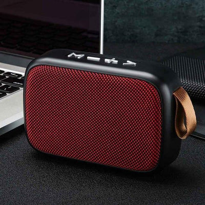 Vintage Mini Bluetooth Speaker - MaviGadget