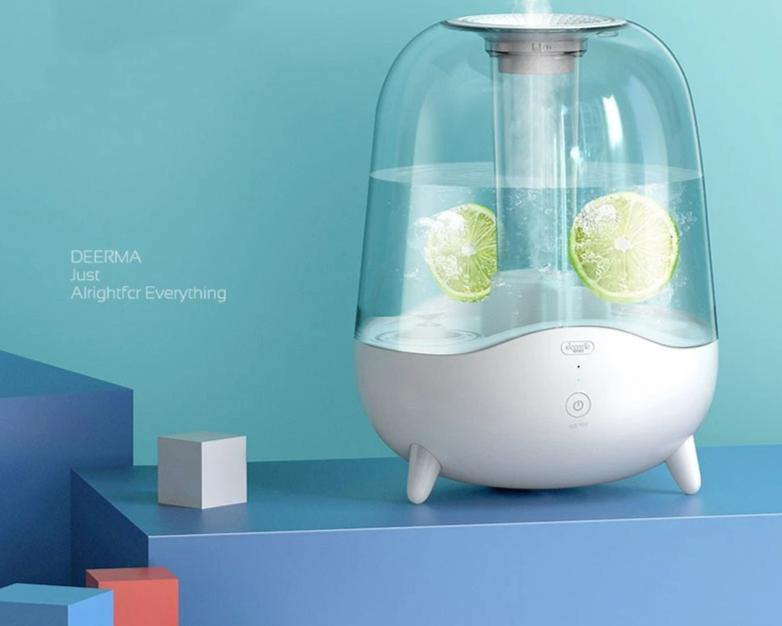 Ultra-Sonic Essential Oil Aroma Air Humidifier - MaviGadget