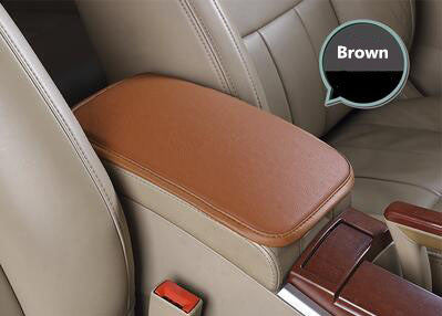Leather Car Armrest Pad Covers - MaviGadget