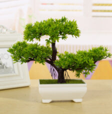 Artificial Tree Plants Home Decoration - MaviGadget