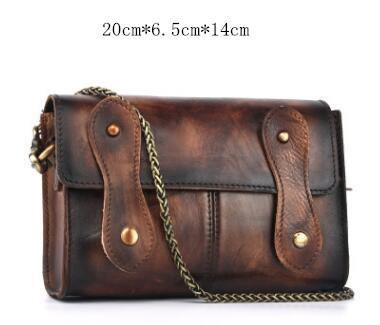 Luxury Designer Vintage Small Crossbody Bags - MaviGadget