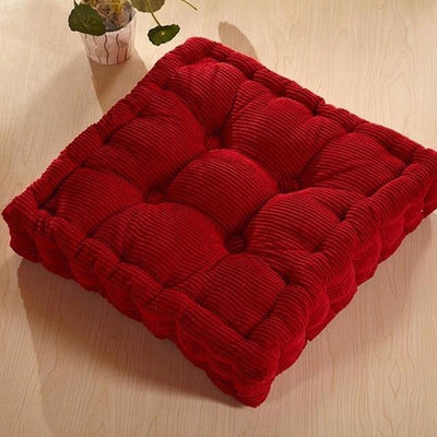 Solid Color Textile Pillows - MaviGadget