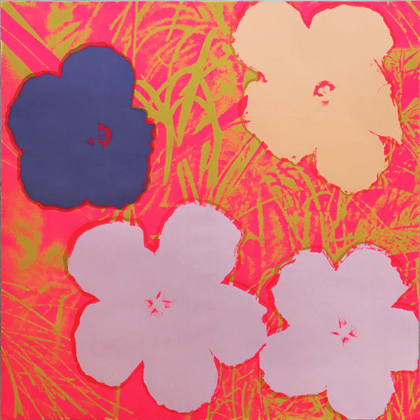 Andy Warhol Flowers, II.69 Edition 224/250