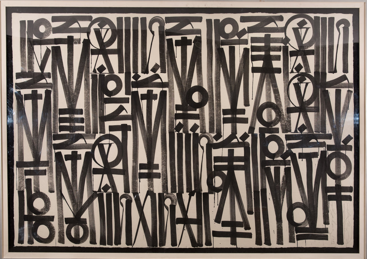 Retna Untitled, 2016