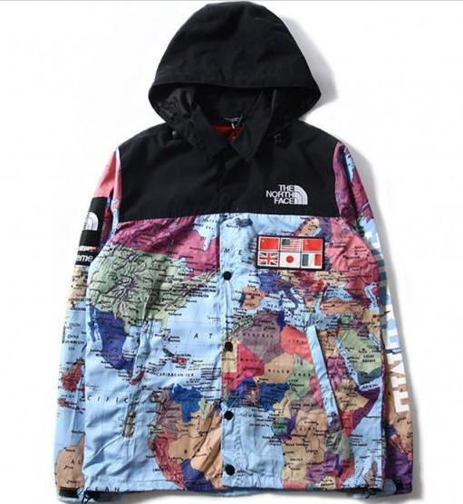Jackets newbrimz dad hat supreme x north face world wide map jacket newbrimz gumiabroncs Image collections