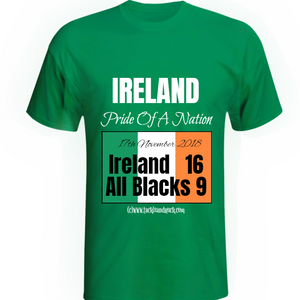 Ireland Win Against All Blacks 17th November 2018