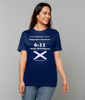 SCOTLAND 6th February 2021 Pride Of A Nation (Women's)