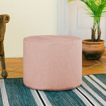 Load image into Gallery viewer, Jaxx Spring Outdoor Ottoman / Side Table-Premium Sunbrella