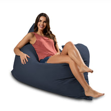 Load image into Gallery viewer, Jaxx Piper Giant Outdoor Bean Bag Pillow -Sunbrella