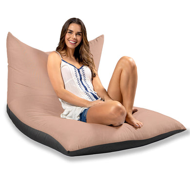 Jaxx Finster Outdoor Bean Bag Lounge Chair -Sunbrella