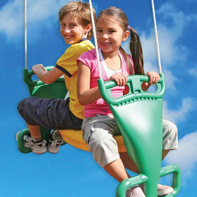 2 Person Space Glider Swing