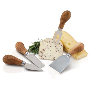 Gourmet Cheese Knives - Backyard Home Oasis