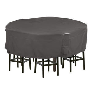 Classic-Accessories-Ravenna-Water-Resistant-94-Inch-tall-Round-Patio-Table-Chair-Set-Cover