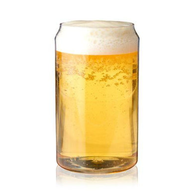 Flexi Beer Can Glass