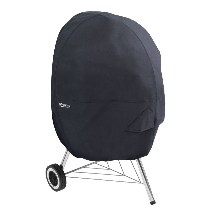 Water-Resistant 26.5 Inch Kettle BBQ Grill Cover