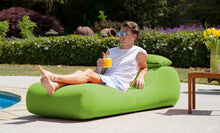Load image into Gallery viewer, Arlo Outdoor Bean Bag Sun Lounger with Sunbrella Cover
