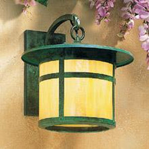 Berkeley 15 Inch Tall 1 Light Outdoor Wall Light by Arroyo Craftsman