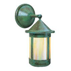 Berkeley 12 Inch Tall 1 Light Outdoor Wall Light by Arroyo Craftsman
