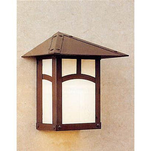 Evergreen 11 Inch Tall 1 Light Outdoor Wall Light by Arroyo Craftsman