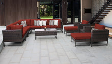 Load image into Gallery viewer, Barcelona 13 Piece Outdoor Wicker Patio Furniture Set 13a