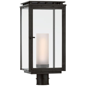 Chapman & Myers Cheshire 20 Inch Tall 1 Light Outdoor Post Lamp by Visual Comfort and Co.