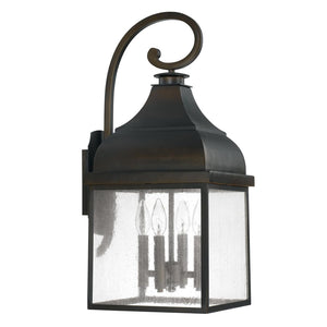 Westridge 24 Inch Tall 4 Light Outdoor Wall Light by Capital Lighting Fixture Company