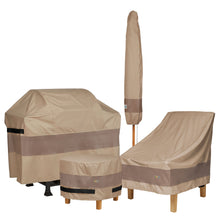 Load image into Gallery viewer, Duck Covers Elegant Waterproof 70 Inch Patio Love Seat Cover