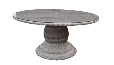 Fairmont 60 Inch Outdoor Patio Dining Table