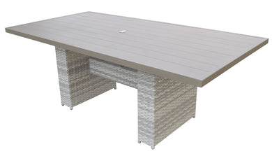 Fairmont Rectangular Outdoor Patio Dining Table