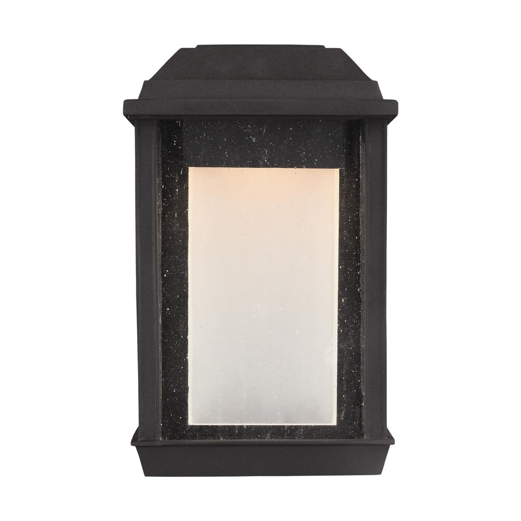 Feiss Mchenry 11 Inch Tall 1 Light LED Outdoor Wall Light by Generation Lighting