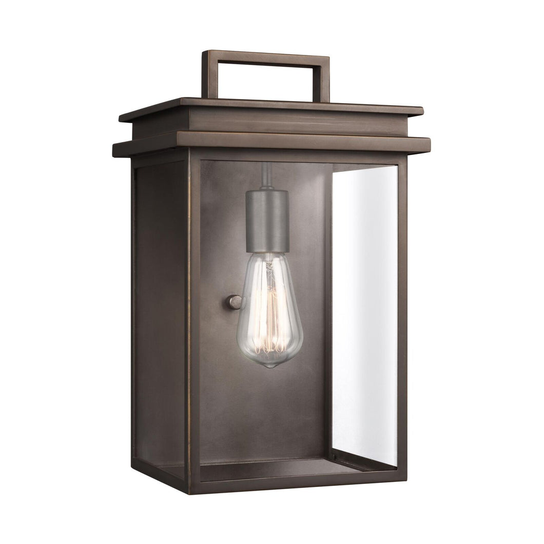 Feiss Glenview 14 Inch Tall 1 Light Outdoor Wall Light by Generation Lighting